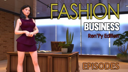 DecentMonkey - Fashion Business - Episode 1 - Version 0.1