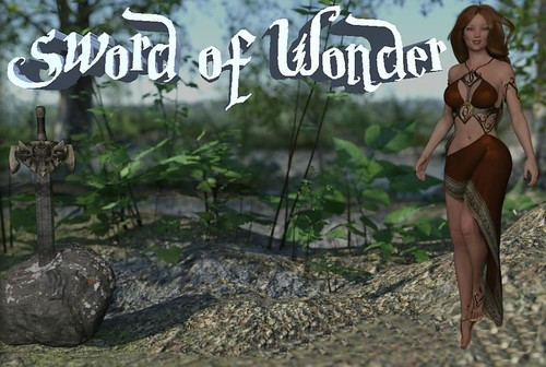 Jill Gates - Sword of Wonder - Version 0.25