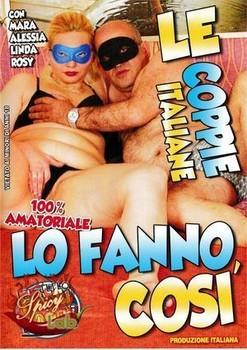 Le Coppie Italiane Lo Fanno Cosi - Italian Couples Are So Horny (HD) [OPENLOAD]