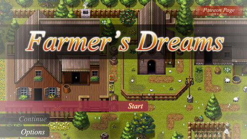 MuseX - Farmer's Dreams - Version 8.0 + CG + Walkthrough