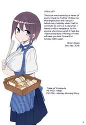 Sexy Girls from Getsuyoubi No Tawawa Anime in Bikini And Schoolgirl Uniforms