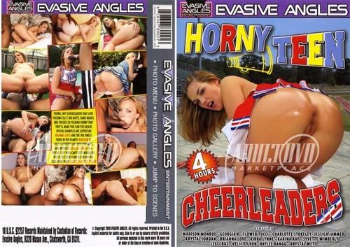 Sexy Teen roztlieskavačky porno