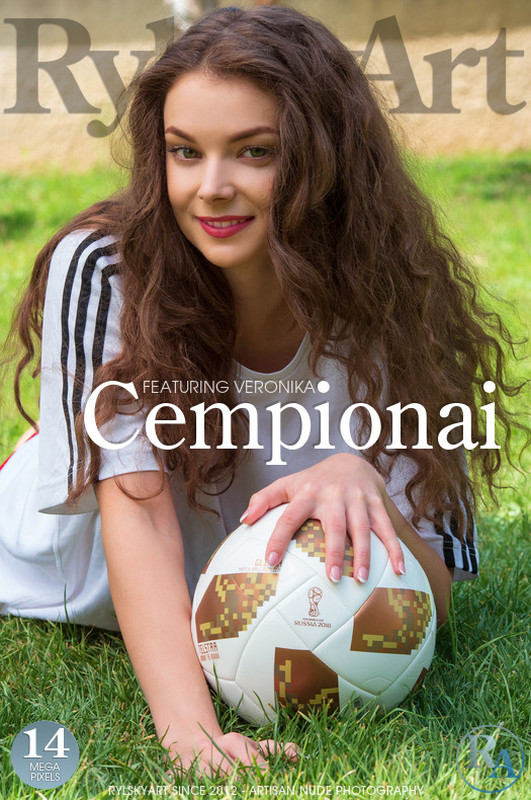 Veronika - Cempionai - x45 (8 Jul, 2018)