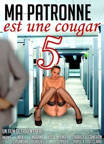 Ma Patronne Est une Cougar 5 (2016) FRENCH