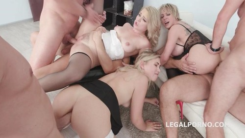 You should be in class 2 School Story with Selvaggia, Dee Williams and Lisey Sweet GIO813  [SD]