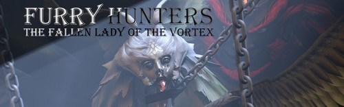 DeZmall - Furry Hunters: The Fallen Lady Of The Vortex