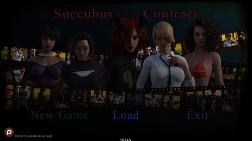 Wet Pantsu Games - Succubus Contract - Version 0.14a