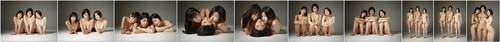[Hegre-Art] Hinaco, Sayoko, Yun - Tokyo Threesome