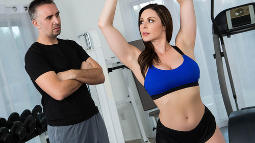 Kendra Lust (Personal Trainers: Session 1 / 12.12.2016)