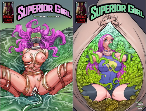 Superior Girl 01+02 Cover