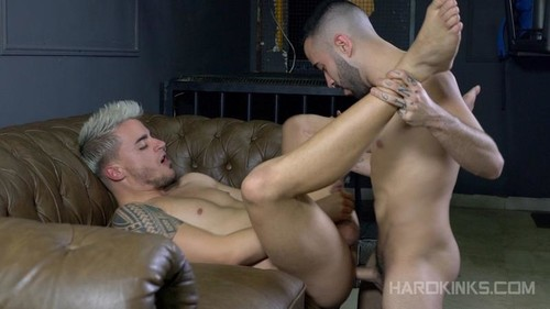 HardKinks – Hard Slave (Deal Rox & Rafa Marco) Bareback