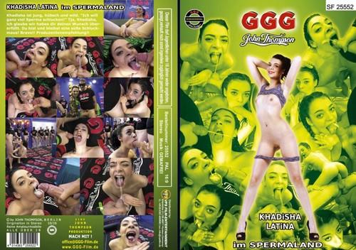 GGG - Khadisha Latina im Spermaland  -  (GGG-2016)