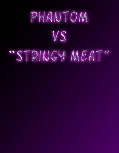 Captured Heroines - Phantom vs. Stringy Meat