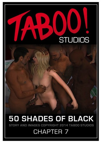 50 Shades of Black 01-07 Cover