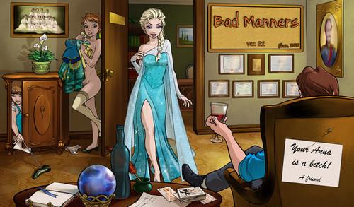 Bad Manners Ch. 2 Version 0.76 + Walkthrough by Skaz Games Studio