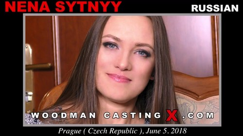[WoodmanCastingX] Nena Sytnyy (Nena Sytnyy casting * UPDATED * / 2018-08-12) [Interview, Casting, Hardcore, Blowjob, Rimjob, Anal, 480p]