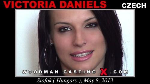 [WoodmanCastingX / PierreWoodman] VICTORIA DANIELS - Casting X 117 (10.12.2013 ) [Anal, Rough Sex, Hardcore, Spanking, Rimming, Analingus, Talking, Casting]