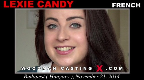[WoodmanCastingX / PierreWoodman] Lexie Candy (* Updated * / Casting X 137 / 29.05.15) [2015 , Hardcore, Foursome, Anal, Deep Throat, Blowjob, Ball Licking, Ass Licking, Cum in Mouth, Swallow, Facial, Ass Fingering, Casting, SiteRip]