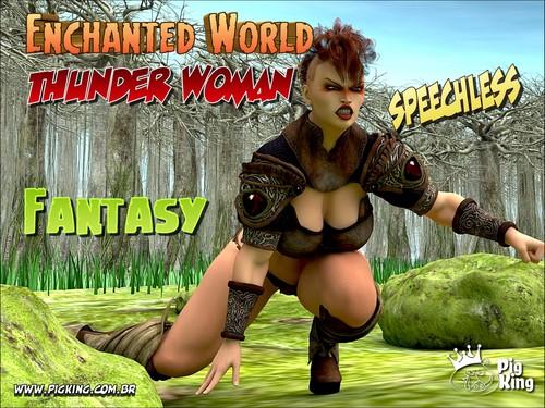 PigKing - Thunder Woman