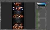 GraphicRiver - 16 Fire Forged Layer Styles Volume 8