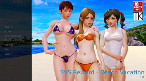 TK8000 - SVS Reward - Beach Vacation - Version 1.0 Completed