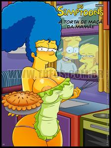 Tufos - Os Simpsons 12