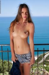 Vanessa Mio | Vanesa | Amanda In Blue 2 42 pics