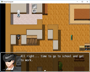 School Conquest Version 1.0 by Moonfacedgames