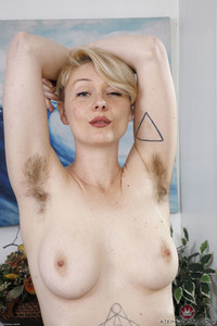 Dakota Rose @tk H@iry - Young And Hairy