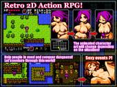 Libra Heart - The Sword Of Succubus E1.00 - English RPG hentai game