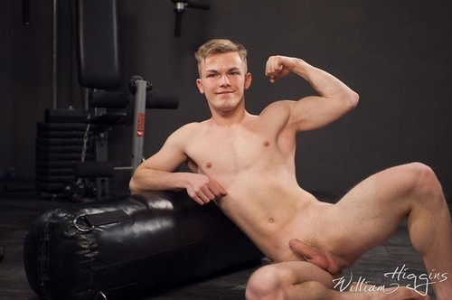 WilliamHiggins – Milan Tair: Erotic Solo
