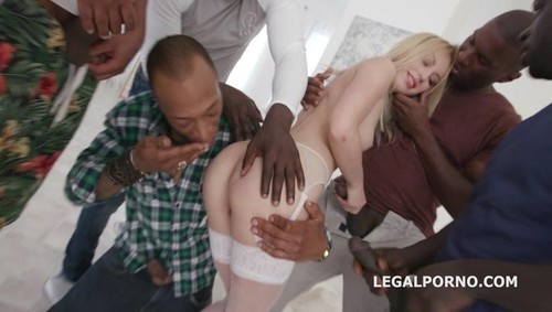 Kira Thorn, Tony Brooklyn, Yves Morgan, Antonio Black, Dylan Brown, Freddy Gong -  Double Anal Creampie Kira Thorn Gets Terrific Bbc Dap With 2 Double Anal Creampie, 1 Creampie, 3 Swallows Gio675  [SD]
