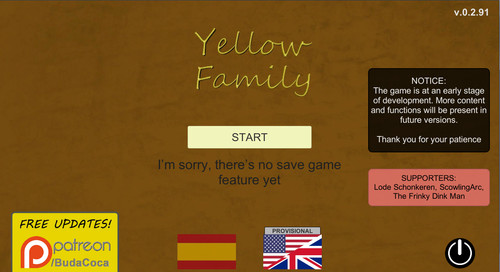BudaCoca- Yellow Family - Version 0.2.92