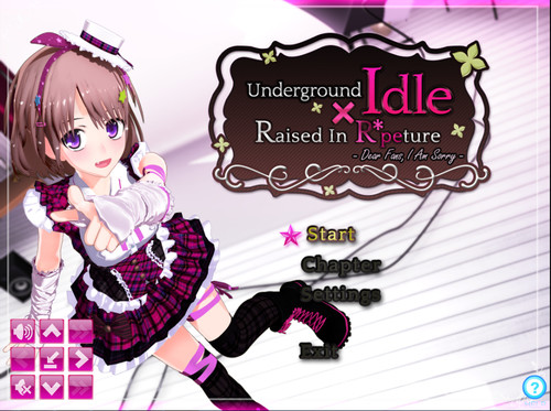 Nylon heart - Underground Idol X Raised In Rapeture -Dear Fans, I Am Sorry- - Completed