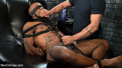 MenOnEdge - The Curious PA: Newbie Micah Martinez Gets Taught A Lesson!