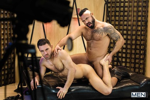 MEN - Art Of Domination Part 1 (James Castle & Jessy Ares)