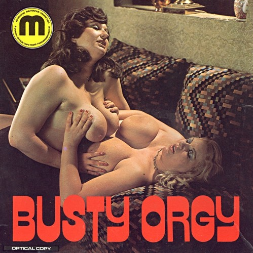 Busty Orgy (1970s) VHSRip