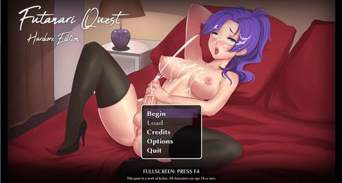 Studio Fah - Futanari Quest - Hardcore Edition - Completed